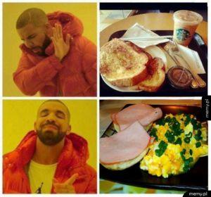Cudowne śniadanie