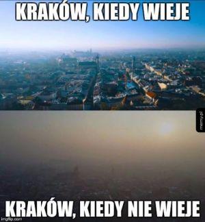 Tymczasem w Krakowie