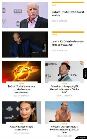 Newsy na filmweb