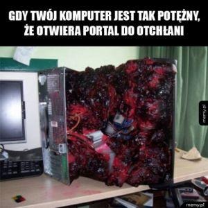 Potężny komputer