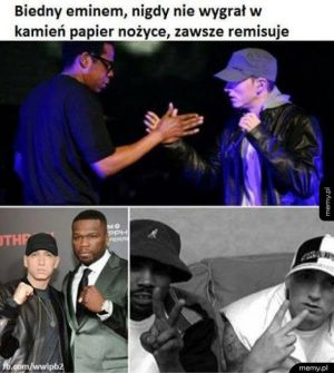 Biedny Eminem