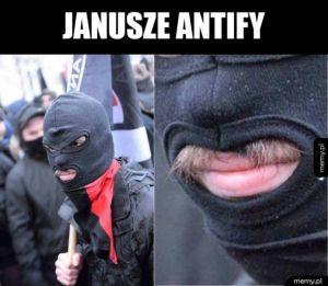 Janusze demonstracji
