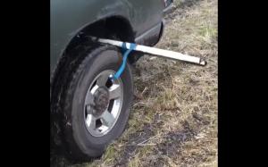 Jak jeździć po błocie