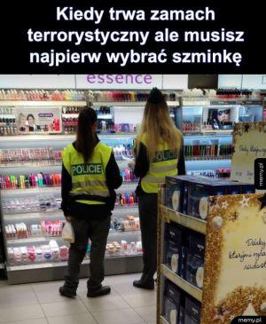 Policjantki