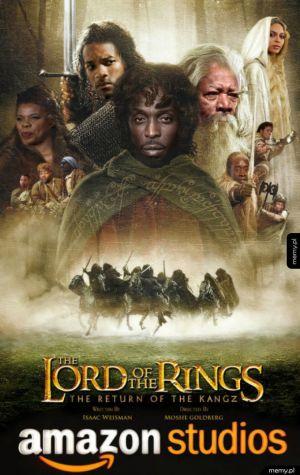 Władca Pierścieni wg. Amazon