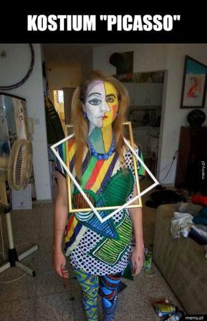 Oryginalny kostium