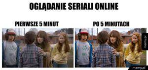 Oglądanie seriali online