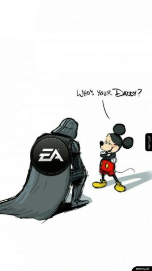 Kiedy Disney interweniuje w sprawie mikropłatności