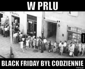 Black Friday w PRLu