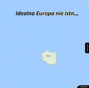 Idealna Europa