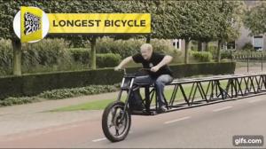 Najdłuższy rower na świecie