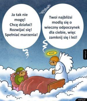 Modlą się