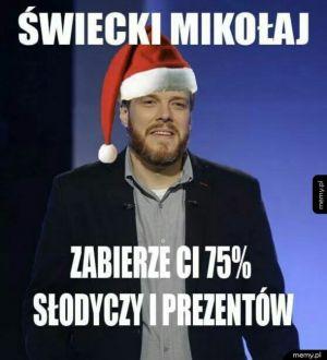 Taki Mikołaj