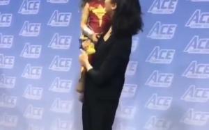 Spotkanie z Wonder Woman