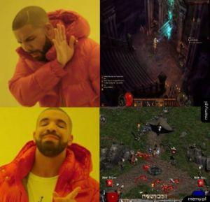 Diablo 2 ? Zawsze!