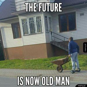 Przyszłość nadeszła