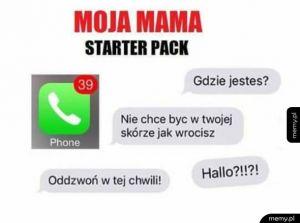 Każda matka