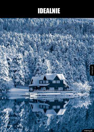 Piękne miejsce