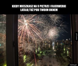 fajerwerki