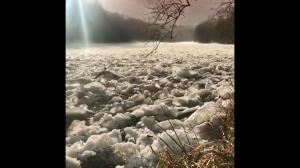Rzeka lodu