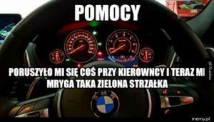 Problemy BMW