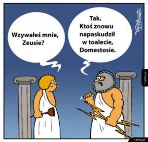 Bóg Domestos
