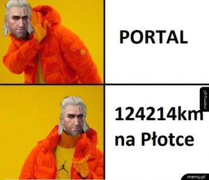 Nienawidzę portali...