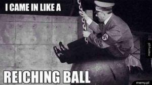 Reiching ball