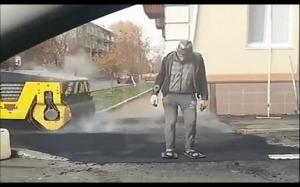 Drogowcy w Rosji