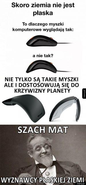 Szach-mat! płaskoziemcy