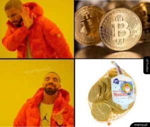 Bitcoiny się już nie opłacają
