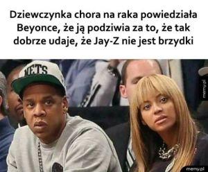 Dobra robota Beyonce