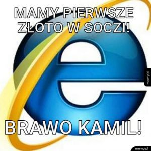 Internet Explorer - Olimpiada