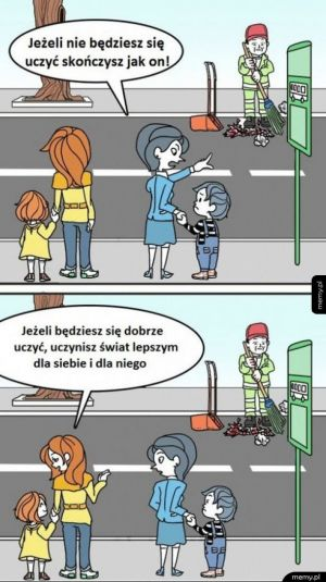 Różnica w wychowaniu