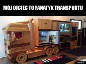 Fanatyk transportu