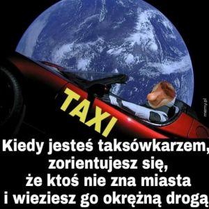 Taksówkarz Janusz
