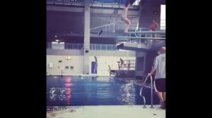 Wspaniały skok
