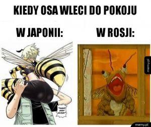 Japonia vs. Rosja