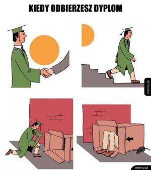 Życie po studiach