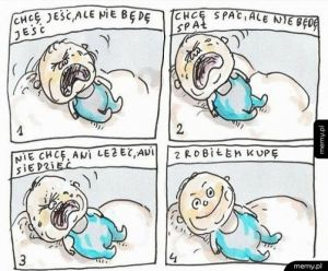 Jak zrozumieć niemowle