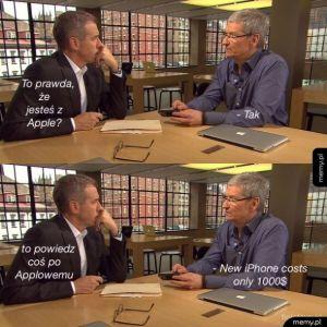 Powiedz coś po applowemu