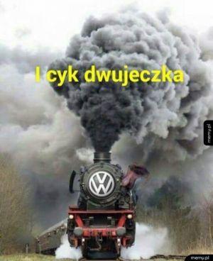 Przeklęty Volkswagen