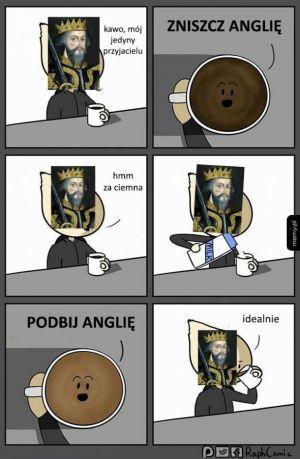 Pyszna kawo