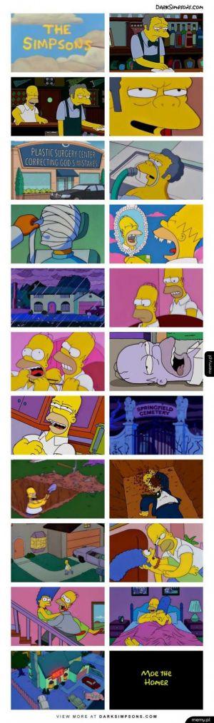 Gdyby Moe został Homerem