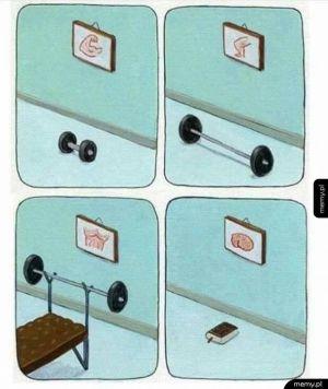 Trzeba ćwiczyć każdą cześć ciała