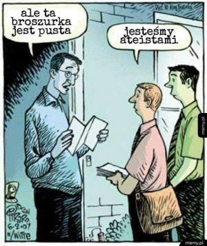 Broszurka ateistów