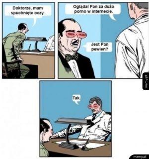 Doświadczony lekarz