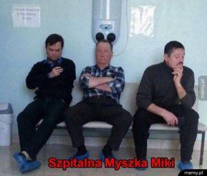 Rozwesela pacjentów