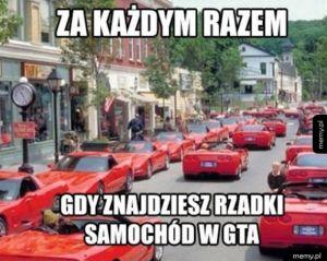 Typowe GTA