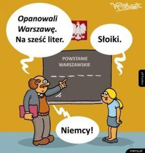 Opanowali Warszawę